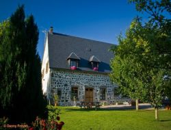 B&B inTauves in Auvergne near Marchal