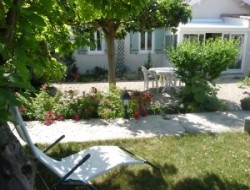 Holiday rental in Saintes in Charente Maritime near Villars en Pons