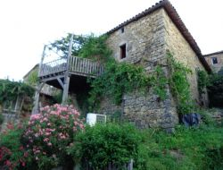 Holiday home in Ardèche, Rhone Alps. near Mayres