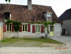 Holiday cottage in the Poitou Charente in France.