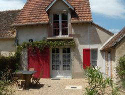 Holiday accommodation near Sologne and Chateaux de la Loire. near La Ferte Saint Cyr