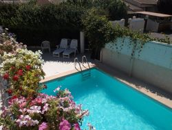 Bed and Breakfast close to Narbonne in France.