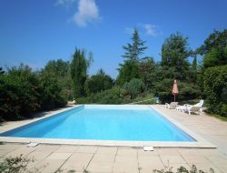 Country house close to Cahors in Midi Pyrenees.