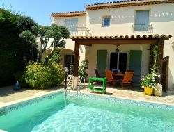 Holiday home with private pool in Provence, France near Richerenches