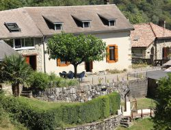 Holiday cottage in french Pyrenees mountains