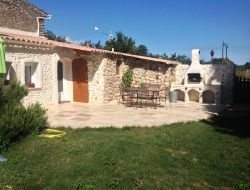 Holiday rental close to the Gorges du Verdon near Bauduen