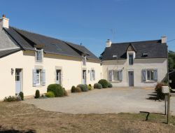 Holiday cottages near Vannes in South Brittany. near Marzan