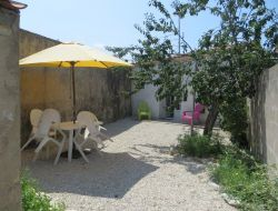 Holiday accommodation close to La Rochelle.