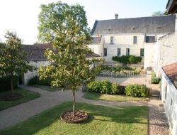 Bed and Breakfast in a castle of the Loire Valley