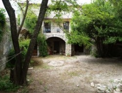 Large capacity holiday home in Ardeche, Rhone Alps.