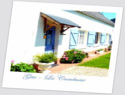Holiday home near the Somme Bay in Picardy. near Incheville