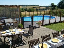 Holiday cottage in southern Poitou Charentes, France