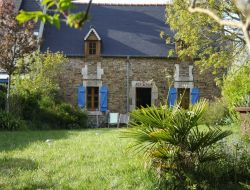 Seaside holiday home in South of Brittany, France. near Arzano