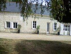 Holiday home close to Saumur in Pays de la Loire near Anché