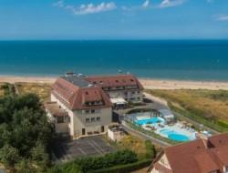 Location en front de mer en Normandy.