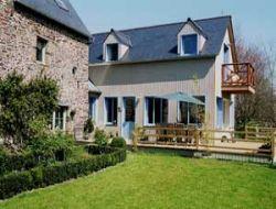Chambre d'hôtes et roulotte à Baguer Pican en Bretagne