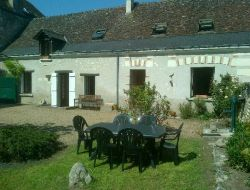 Holiday home near Tours and Amboise.
