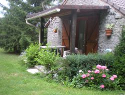 Holiday home in French pyrenean hamlet