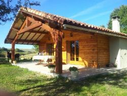 Holiday home near Foix in Ariege, Midi Pyrenees.