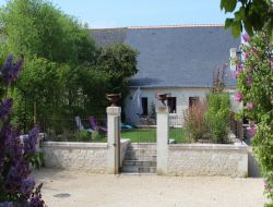 Holiday home near Tours in France near Anché
