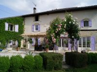 Charming Bed and Breakfast in Isere, Rhone Alps. near Saint Martin en Vercors