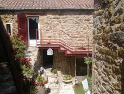 Holiday home for a group near Millau in south of France near Castelnau Pegayrols