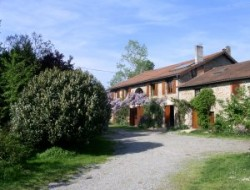 Holiday accommodation for a group in the Limousin