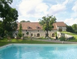 Bed and Breakfast, Lot, north of Midi Pyrénées near Saint Jean Lagineste
