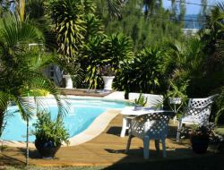 Self catering in Salines les bains in Reunion island