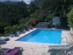 Holiday rental near Nice and the Mercantour park near Roquebillière