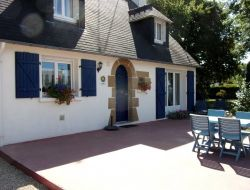 Holiday rental near Lorient and Vannes in Southern Brittany.
