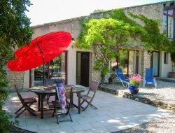 Gîte avec piscine dans le Vaucluse
