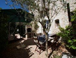 Gîte de vacances en Haute Provence.