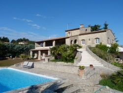B&B near Grasse and the French Riviera.