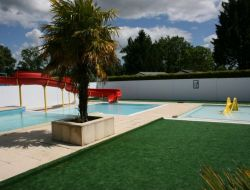 Holiday accommodation in camping in southern Brittany near Noyal Muzillac