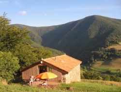 Holiday home near Foix in French Pyrenees near Oust
