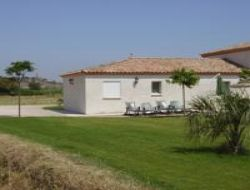 Holiday home close to Beziers in Languedoc Roussillon