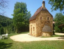 Holiday home near Sarlat in Dorqogne, Aquitaine.