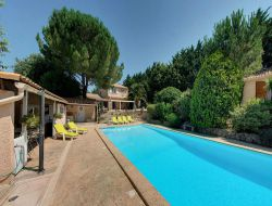 Holiday cottage with heated pool in Languedoc Roussillon