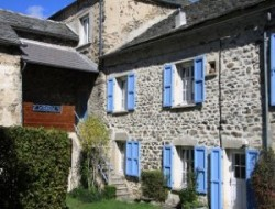 Holiday home near Le Puy en Velay in Auvergne.