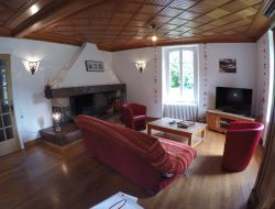 Holiday home for a group in the Doubs, Franche Comte. near Mouthier Haute Pierre