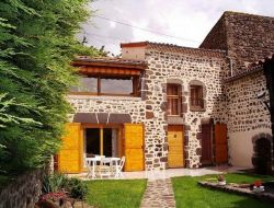 Holiday home in Auvergne, France.