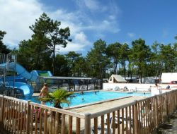 Ile Yeu camping mobilhome � St Jean de Monts