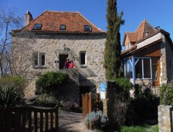 Holiday home in the Lot, Midi Pyrenees. near Reyrevignes