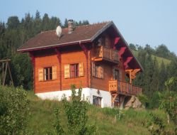 Holiday home in the Vosges, Lorraine near Fontenois la Ville