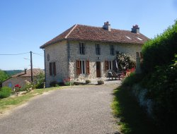 Holiday home in the Cantal, Auvergne. near Aurillac