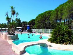 campsite mobilhome close to St Tropez on French Riviera