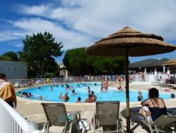 Corme Ecluse Camping mobilhome Vaux sur Mer