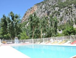 Duilhac sous Peyrepertuse camping mobilhome Axat (11)