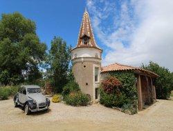 Gîte de charme en Tarn et Garonne.